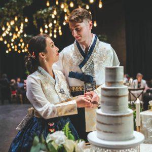 April 2020 Elegant Wedding